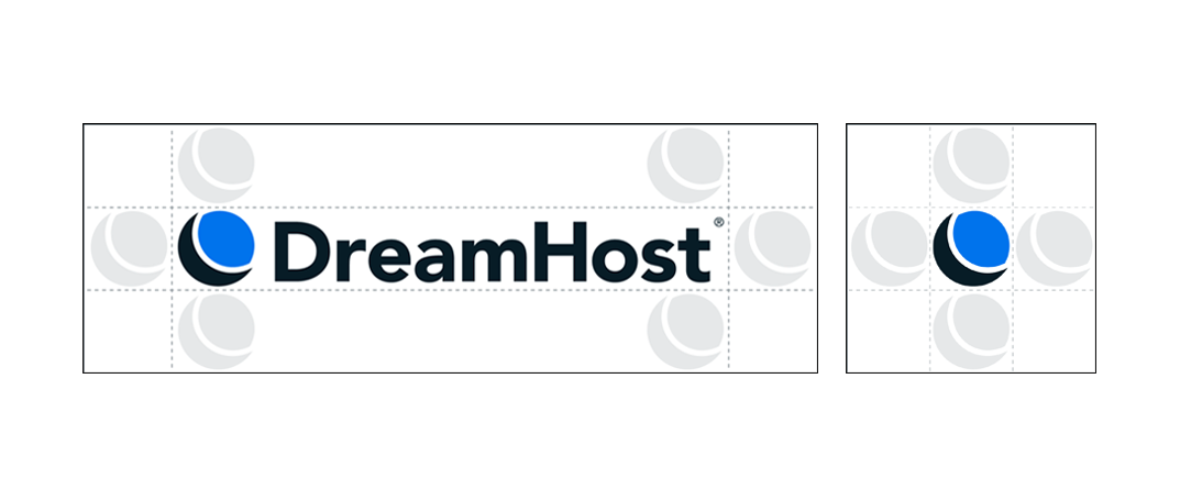 Dreamhost logo - clearspace
